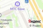 Схема проезда до компании Салон химчистки-прачечной в Санкт-Петербурге
