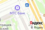 Схема проезда до компании СМП Банк в Санкт-Петербурге