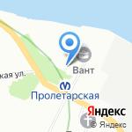 Санкт-Петербургская юридическая академия на карте Санкт-Петербурга