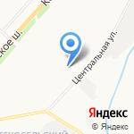 Жилкомсервис №1 Пушкинского района на карте Санкт-Петербурга