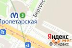 Схема проезда до компании Невское в Санкт-Петербурге