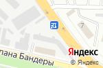 Схема проезда до компании Стикс-Украина в