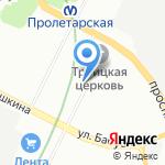 Управление МВД России по Невскому району на карте Санкт-Петербурга