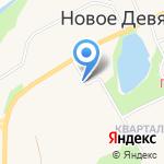 Каринэ на карте Санкт-Петербурга
