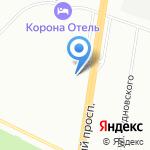 За пивком на карте Санкт-Петербурга