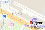 Схема проезда до компании ГИДРОКОР в Санкт-Петербурге