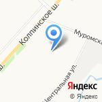 Дом хороших квартир на карте Санкт-Петербурга