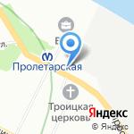 Лиана на карте Санкт-Петербурга