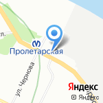 Гидрокор-геосинтетика на карте Санкт-Петербурга