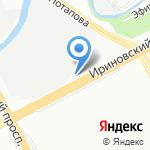 Топ Деталь на карте Санкт-Петербурга
