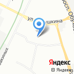 Ветеран на карте Санкт-Петербурга