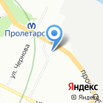 Кулич и Пасха на карте Санкт-Петербурга