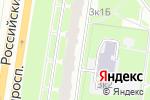 Схема проезда до компании Y.Su в Санкт-Петербурге