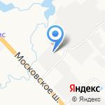 ЛидерАвто Плюс на карте Санкт-Петербурга