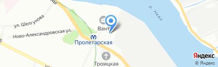 NixStore на карте Санкт-Петербурга