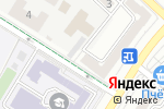 Схема проезда до компании Нотариусы Сидоренко А.В. и Савельев А.Ю. в