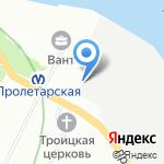 Авангард Строй Трест на карте Санкт-Петербурга