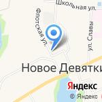 Эпиона на карте Санкт-Петербурга
