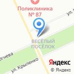 Абул на карте Санкт-Петербурга