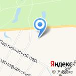 Дом ветеранов войны и труда №1 на карте Санкт-Петербурга