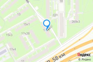 Комната в шестикомнатной квартире в Санкт-Петербурге 2-й Рабфаковский пер., 17к1