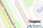 Схема проезда до компании Ас-двери в Санкт-Петербурге