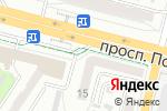 Схема проезда до компании Мастерская по изготовлению орденских планок в