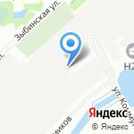 Лукс на карте Санкт-Петербурга