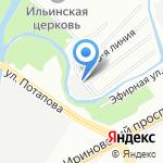 Свая-СПб на карте Санкт-Петербурга