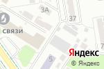 Схема проезда до компании Тельком, ПрАТ в