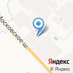 Невком на карте Санкт-Петербурга