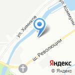 ТехОборудование на карте Санкт-Петербурга
