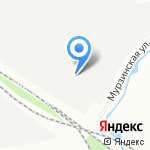 Авто-Прайм на карте Санкт-Петербурга