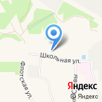 Фартуна-Авто на карте Санкт-Петербурга