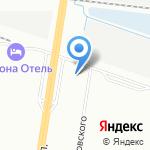 ЖСК №1230 на карте Санкт-Петербурга