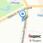 Планета компьютеров на карте Санкт-Петербурга
