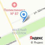 РУСИЧ на карте Санкт-Петербурга