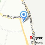 Kaplya-masla.ru на карте Санкт-Петербурга