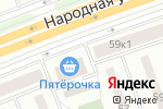 Схема проезда до компании Арман в Санкт-Петербурге