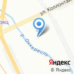 Хапкидо на карте Санкт-Петербурга