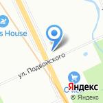 Пива.Эль на карте Санкт-Петербурга