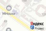 Схема проезда до компании УкрВостокАудит в