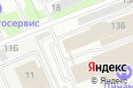 Схема проезда до компании Алватекс ЗТМ в Санкт-Петербурге
