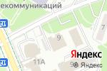 Схема проезда до компании Вища кваліфікаційна комісія суддів України в