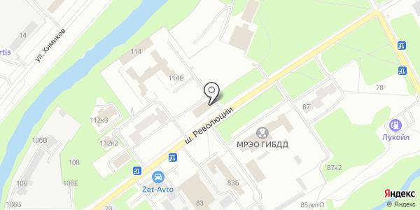 Центр автострахования. Схема проезда в Санкт-Петербурге