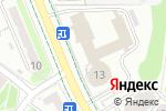 Схема проезда до компании Державна служба спеціального зв`язку та захисту інформації України в