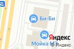 Схема проезда до компании U`Piter в Санкт-Петербурге