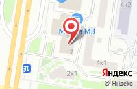 Схема проезда до компании Арете в Санкт-Петербурге