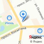Мастер Шин на карте Санкт-Петербурга