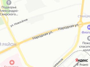 Аренда торгового помещения 301.8 м2, метро Пролетарская